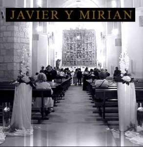 Javier y Mirian