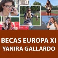Becas Europa XI Yanira Gallardo