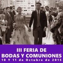 III FERIA DE BODAS Y COMUNIONES EN PALENCIA