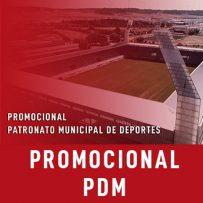 Promo – Patronato Municipal de Deportes