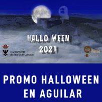 Promocional Halloween – Aguilar de Campoo